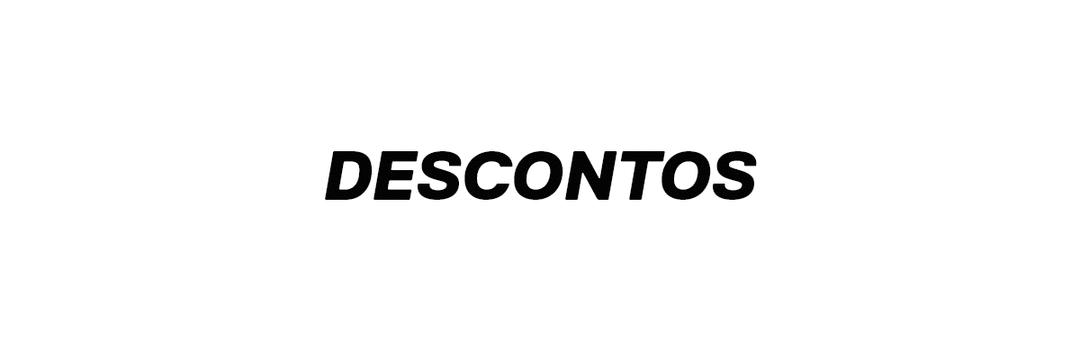 CUPONS DE DESCONTO