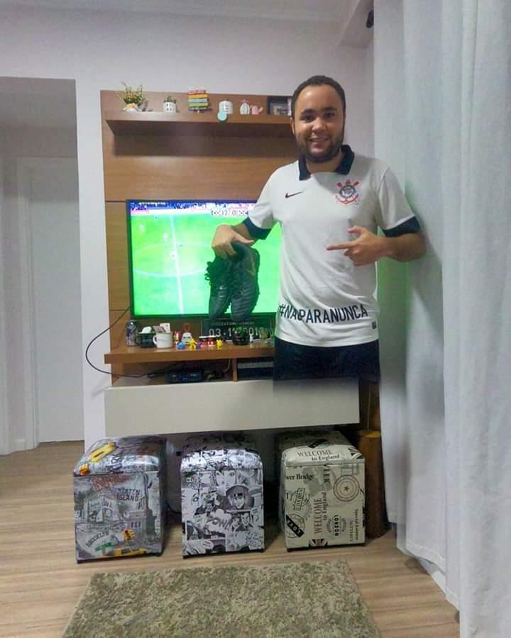 Abstinência de Futebol!