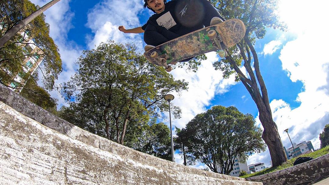 Foto do dia [Skate]