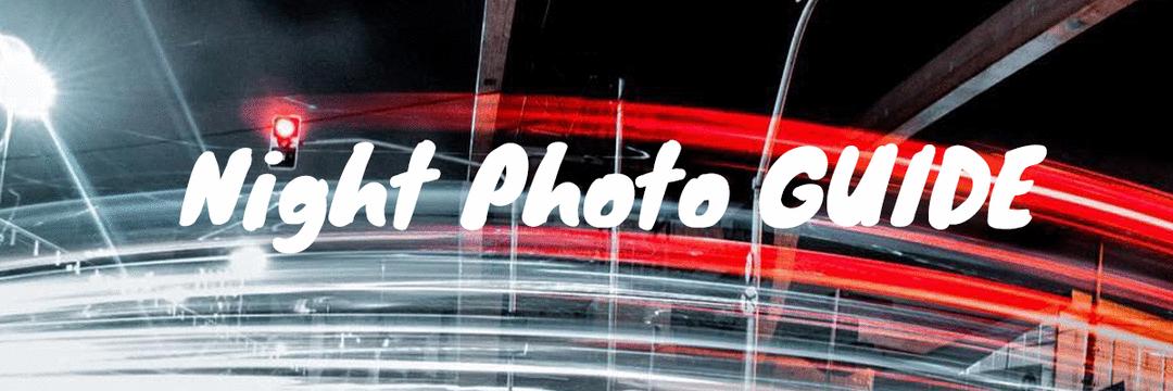 NighPhoto com GoPro, GUIA TOP