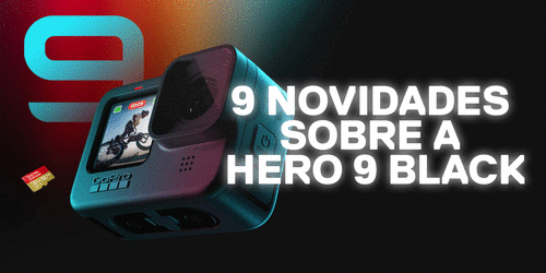 9 NOVIDADES DA HERO 9