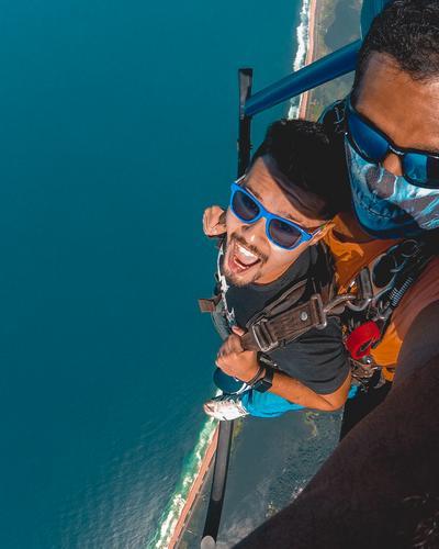 Skydive Rio