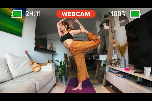 USE A GOPRO COMO WEBCAM!